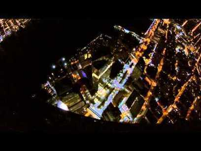NYC Freedom Tower B.A.S.E. Jump | Interesting Videos | Scoop.it