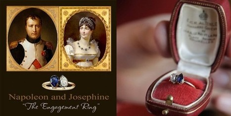Toi e moi, l'anello che Napoleone regalo' a Josephine - Sfilate | fashion and runway - sfilate e moda | Scoop.it