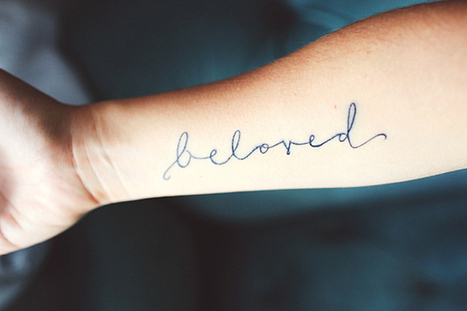 69 Inspirational Typography Tattoos | List of the best scrolls | Scoop.it