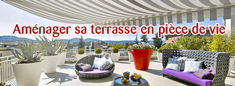 (BLOG) Comment aménager sa terrasse ou son balcon en pièce à vivre pour le printemps ? | Habitat extérieur | Scoop.it
