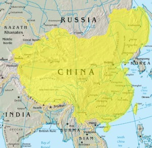 Geography: Here is an interactive map | Ancient China | Scoop.it
