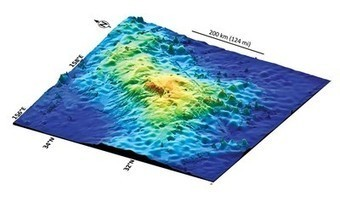 New Giant Volcano Below Sea Is Largest in the World   Science Matters   Scoop.it