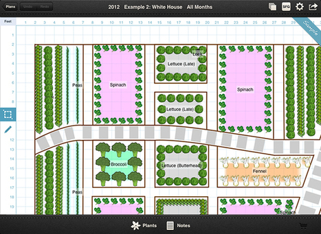 Plot Your Patch With Garden Plan Pro | iPad.AppStorm | iPad learning | Scoop.it