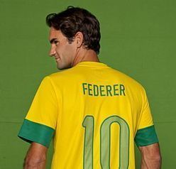 Federer finalmente chega para jogar em solo brasileiro | esportes | Scoop.it