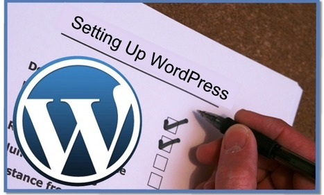 15 Point Checklist: WordPress Start-Up Guide After Installation | SEO-S | Scoop.it