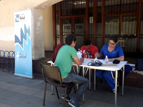 CESFAM Machalí conmemoró la semana preventiva del VIH entregando información a la comunidad   Enfermería Comunitaria   Scoop.it