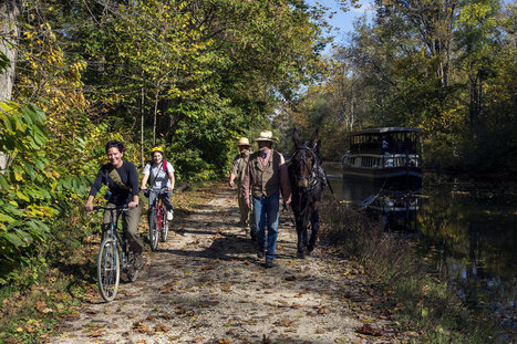 Biking a Trail of History from Pittsburgh to Washington | Bicycle touring | Scoop.it