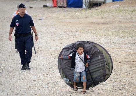 Bilan des évacuations FORCÉES et des expulsions de Roms en France en 2012 - Délinquance, justice et autres questions de société   MAZAMORRA en morada   Scoop.it