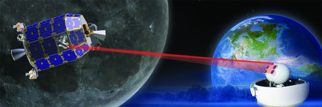 NASA shoots lasers at the moon and sets new data transmission record | Amazing Science | Scoop.it