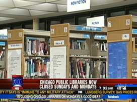 Chicago Public Library Monday Closures Begin to Protest | Future Library | Scoop.it