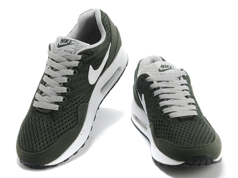 Nike Air Max 1 EM Mens Dark Green White are the Best Choice | Fashion world! | Scoop.it