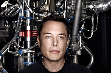 Musk: We need universal basic income because robots will take all the jobs | Data & Machine intelligence landscape | Scoop.it