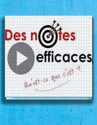 « Des notes efficaces » : qu'est-ce que c'est ? | CERISE : Tutoriel | FLE en ligne | Scoop.it