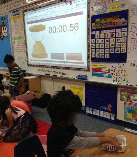 Great Online Visual Timers for Kids   Edu-Recursos 2.0   Scoop.it