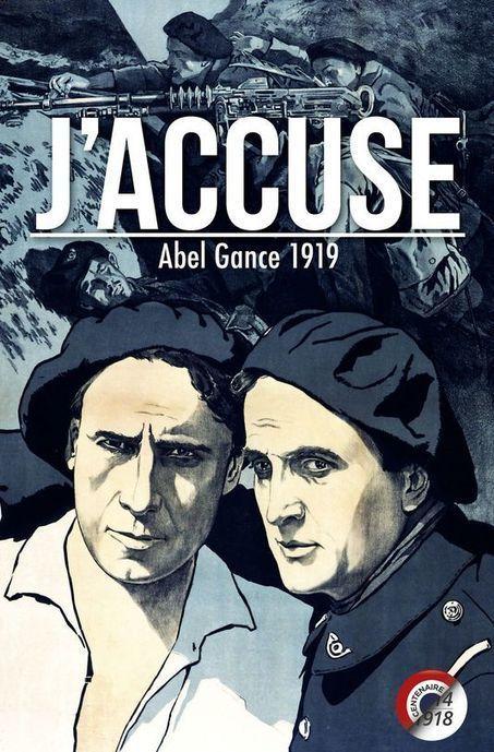 «J'accuse » d'Abel Gance, un ciné-concert inédit à Pleyel   La Grande Guerre au cinéma   Scoop.it