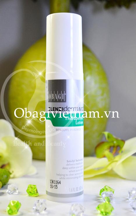 Therapeutic Lotion Bio 5%   Obagi Clenziderrm Set   Obagi VietnamObagi Vietnam   Obagi Medical   Scoop.it