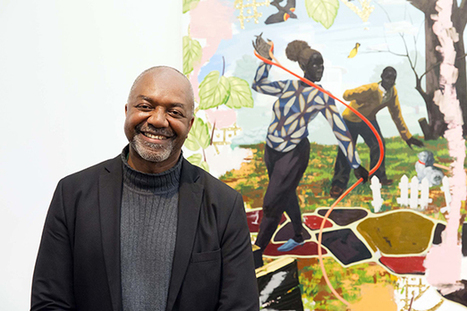 Kerry James Marshall: lecture by the artist | art move | Scoop.it