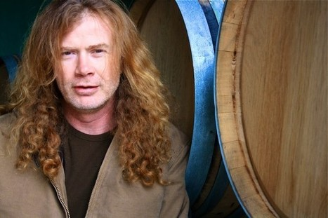 Megadeth wine sells out in 72 hours | Autour du vin | Scoop.it