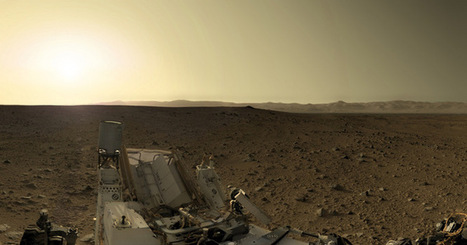 Curiosity : 100 000e tir pour ChemCam | Nature : beauty, beasts and curiosities... | Scoop.it