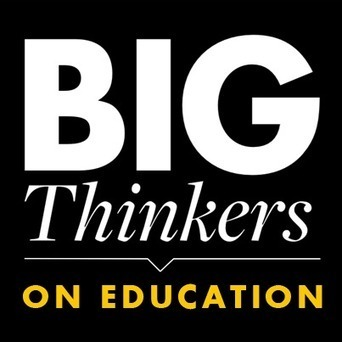 Big Thinkers on Education | Teaching & learning in the creative industries | Scoop.it