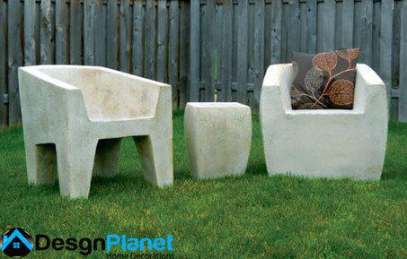 Concrete Furniture! The Most Amazing Solid Furniture Eever - Home Decorations | Home decorating | Scoop.it