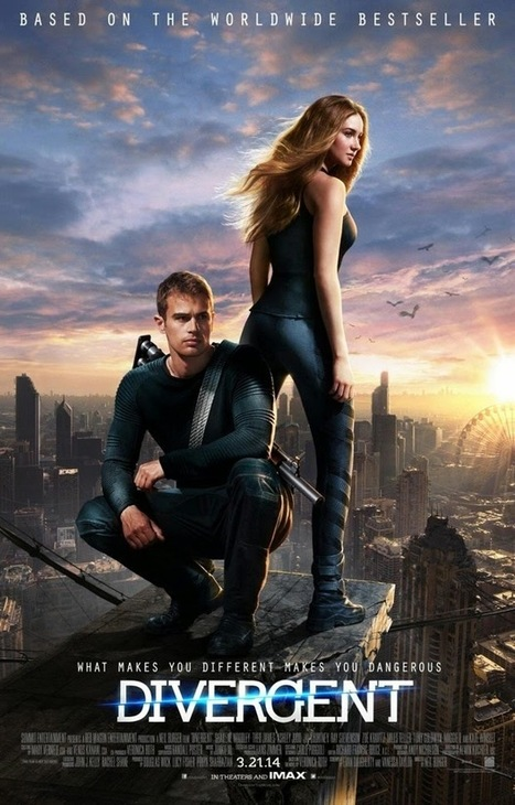 Movie Preview: DIVERGENT Is Set In A Futuristic Dystopia | Hollywood | Scoop.it