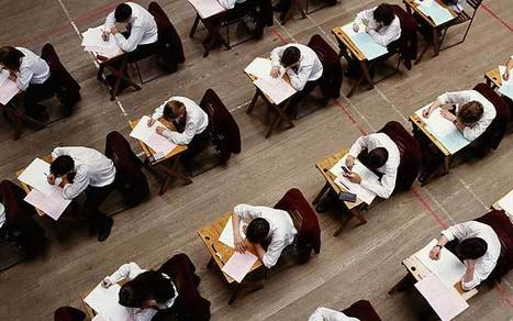 Probe launched after A-level exam paper 'leaked online' - Telegraph | Fun Education | Scoop.it