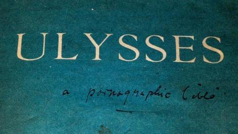 Defaced first edition of   'Ulysses' valued at €13,500 | The Irish Literary Times | Scoop.it