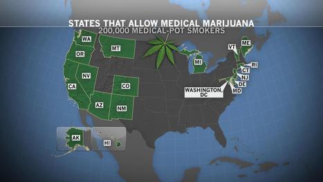 A look inside 'Weed Country' - MSNBC   Legal Marijuana   Scoop.it