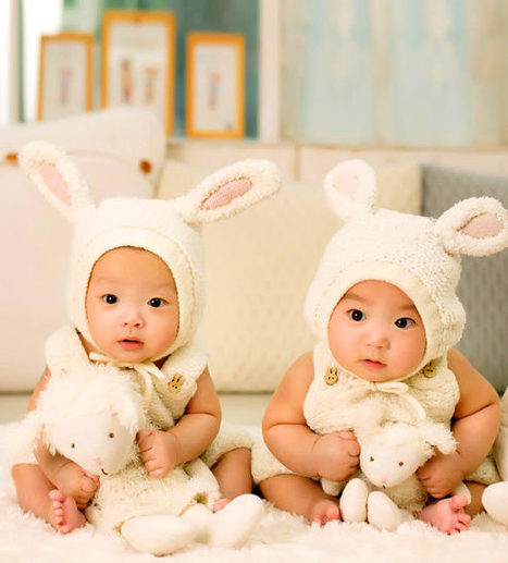 Babies Can Form Abstract Relations Before They Even Learn Words | Anglais 4 jobs | Scoop.it