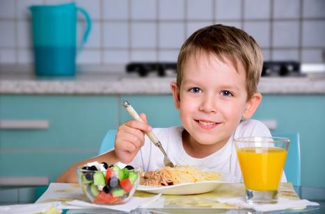 Le risque d'obésité lié à la répartition des nutriments | Santé de l'enfant et du nourrisson | Scoop.it