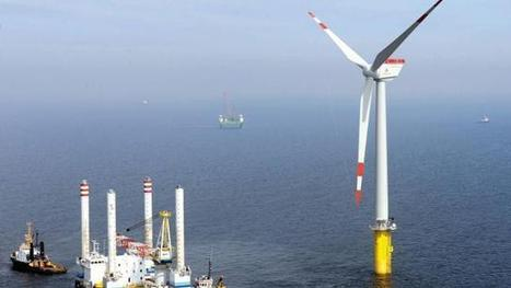 Parc éolien en baie de Saint-Brieuc. Pas de production avant 2020 | Eolien Offshore Projet baie de St Brieuc (22) | Scoop.it