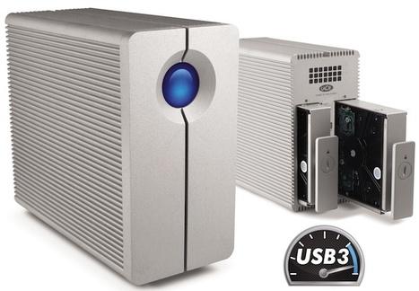 Passage à l'USB 3 pour les NAS - Le comptoir du hardware | Soho et e-House : Vie numérique familiale | Scoop.it