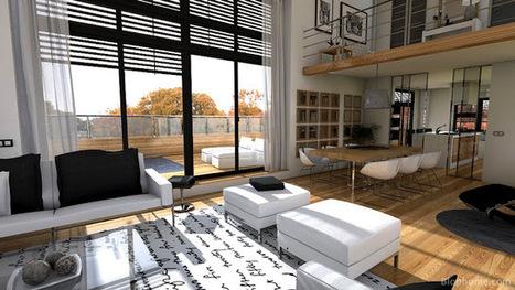Fernando garcia dise os de interiores for Diseno de lofts interiores