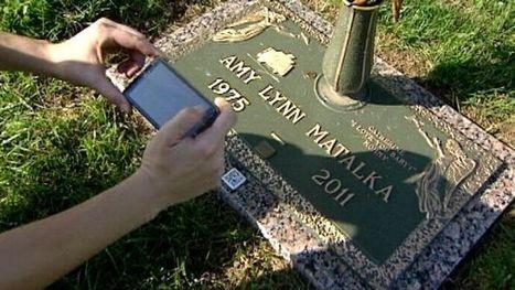 Cemeteries adding QR codes to headstones | QR Code Cemetery | Scoop.it