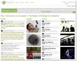 Kweeper. Outil de curation à la mode Pinterest. | Outils de veilleur | Scoop.it