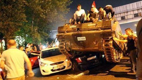 Audio: Les motifs du #coupdEtat raté en #Turquie restent flous - RTS - 8 mn | Infos en français | Scoop.it