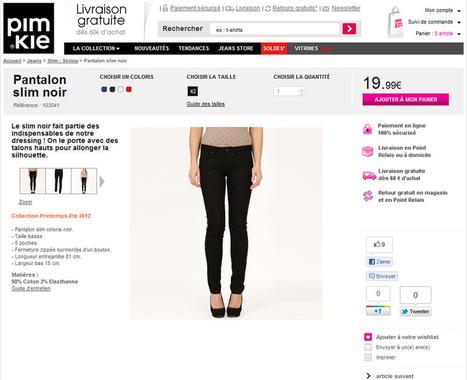 Optimiser les noms de produits d'une boutique e-commerce pour plus de pertinence | Web Marketing Magazine | Scoop.it