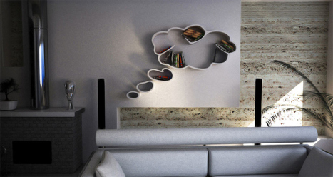 11 of the Most Creative Bookshelves | Priceless | Scoop.it