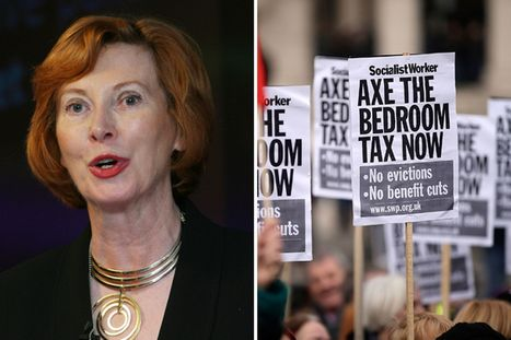 Bedroom Tax: Labour peer warns the hated ConDem charge will cost MORE ... - Mirror.co.uk | Bedroom Tax | Scoop.it