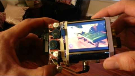 Make a Point and Shoot Camera with a Raspberry Pi | Raspberry Pi | Scoop.it
