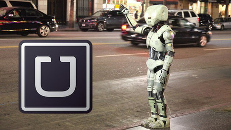 Uber Is About To Launch An API | TechCrunch | Innovative workplace solutions | Scoop.it
