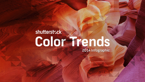 Infographic: The Top Color Trends of 2014 | Blogging | Scoop.it