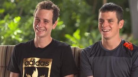 Jonny & Alistair Brownlee on World Triathlon Series drama | Unit 3 - Exercise Physiology | Scoop.it
