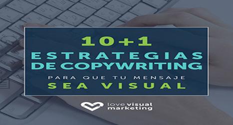 10+1 Estrategias de Copywriting para que tu mensaje sea visual | Xianina Social Media | Scoop.it