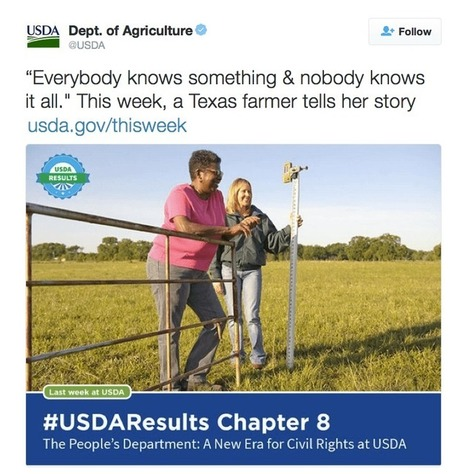 News from USDA ……… | CALS in the News | Scoop.it
