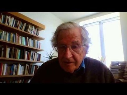 Noam Chomsky on Singularity 1 on 1: The Singularity is Science Fiction! | Post-Sapiens, les êtres technologiques | Scoop.it