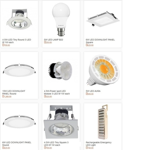 Get Perfect Quality Lighting Fixtures Online - LED LIGHTS INDIA | LED Lighting Fixtures | Scoop.it