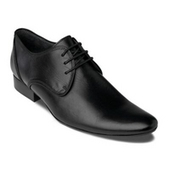 Black Sandstorm pointy lace up shoes - Just Be Fancy | Online Clothes for Men | Scoop.it