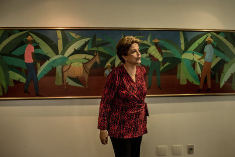 Dilma Rousseff Targeted in Brazil by Lawmakers Facing Scandals of Their Own | Cinema, Politics, and Society in Latin America | Scoop.it